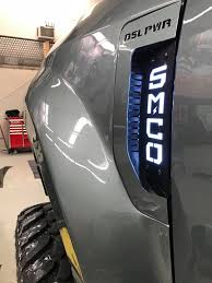 2017 Ford Superduty Fender Badge Replacements - Main Event Emblems How To Remove Factory Badges And Decals In Ten Easy Steps Fender Outlawleds Another Set Of 9 Custom Painted Ford Oval Blems For Jason Chrome Emblems Emblemart Custom Car Truck Hotrod Status Grill Dodge Accsories 9297 Obs Ford Grille Badge 52018 F150 Oval Blackout Grey Lettering Overlay Set S3m Automotive Nameplates Badging Auto Finished My Forum Community A 643hp 2006 F250 Built For The Loving Lolly Photo Image Gallery Ford Brushed Carbon Black Charcoal Gray Billet Inc 062011 Ranger Tailgate Or Grill Blem Matte Black