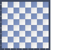 It Is Of Importance That The Student Chess Should Know Board Very Accurately He Be Able To Visualize Each Square In Its Individual Position