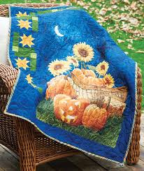 Mccall Pumpkin Patch 2017 by Easy Quilts Fall 2017 Fons U0026 Porter
