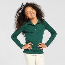 girls uniforms clothing target