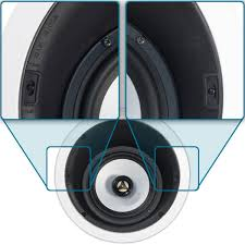 30 Degree Angled Ceiling Speakers by Hd R65aim In Ceiling Speakers
