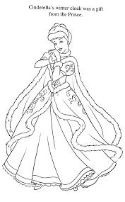 Coloriage Cendrillon 1 ċoʟoя Mє Disney Coloring Pages