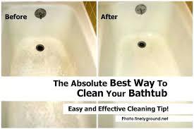 Unclog A Bathtub Drain Home Remedies by Bathtub Drain Clogged Home Remedy Homemade Seoandcompany