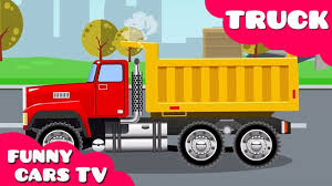100 Trucks Cartoon Free Download Clip Art Carwadnet