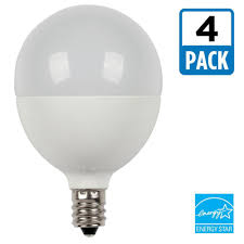 westinghouse 60w equivalent soft white g16 1 2 dimmable led light