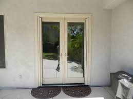 Therma Tru Sliding Doors by Thermatru Smooth Star S8000le Doors With Retractable Screens