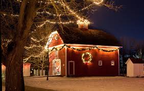 Create New Traditions With Local Holiday Travel This Year ... Christmas Barn From The Heart Art Image Download Directory Farm Inn Spa 32 Best The Historical At Lambert House Images On Snapshots Of Our Shop A Unique Collection Old Fashion Wreath Haing On Red Door Stock Photo 451787769 Church Stage Design Ideas Oakwood An Fashioned Shop New Hampshire Weddings Lighted Picture Shelley B Home And Holidaycom In Festivals Pennsylvania Stock Photo 46817038 Lights Moulton Best Tetons