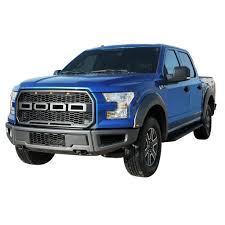 Paramount Restyling 41-0157 Raptor-Style Packaged Grille (15-16 Ford ...
