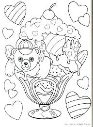 Lisa Frank Coloring Pages Printable Perfect