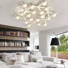nordic minimalistische wohnzimmer decke decken kreative persönlichkeit home beleuchtung und kommerziellen led deckenleuchte
