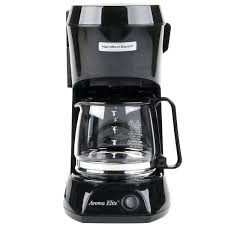 Coffee Maker Auto Shut Off Beach 4 Cup With And Glass