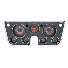 1967-1972 Chevy C10 Gauge Cluster VHX Instruments - Dakota Digital ...