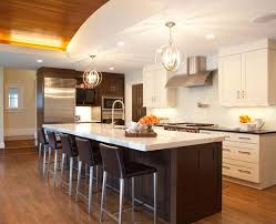 Kitchens With Dark Cabinets And Wood Floors by Furniture Recommended Storage Ideas With Great Thomasville