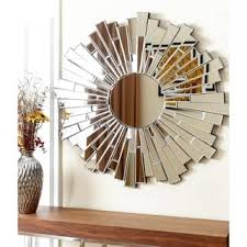 Dresser Mirror Mounting Hardware by Round Mirrors For Less Overstock Com
