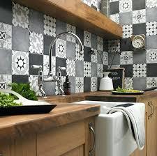 stickers cuisine carrelage stickers carrelage mural cuisine carrelage cuisine credence une