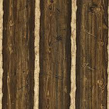 412 41381 Dark Brown Rustic Pine Wood