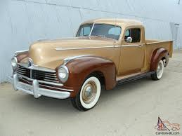100 Truck For Sale In Texas 1947 HUDSON BIG BOY PICKUP TEXAS