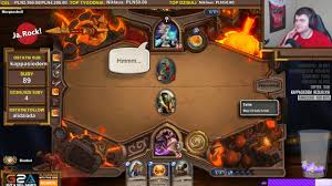 Top Decks Hearthstone September 2017 by Zaskakująco Dobry Mag Hearthstone 17 01 2017 3 Youtube