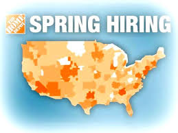 Home Depot hiring 80 000 workers in preparation for busy spring