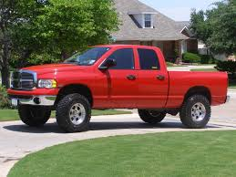 Dodge Ram Lifted Red. Elegant Dodge Ram Club Cab With Dodge Ram ...