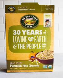 Pumpkin Flaxseed Granola Nutrition Info by Pumpkin Flax Granola Overnight Oats U2013 Yeah U2026immaeatthat