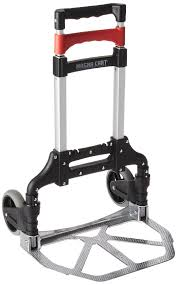 Magna Cart Personal 150 Lb Capacity Aluminum Folding Hand Truck ... Milwaukee Hand Trucks 2in1 Truck 733 Do It Best Steel Convertible Lowes Heavyduty Farm Ranch Ultimate Guide To The Moving Dolly Top 5 In 2018 Reviews And With Aliexpresscom Buy Bestequip 2 In 1 Alinum 600 Lb Movable Fniture Insidehook Platform Dollies Material Handling Equipment Home Depot 800