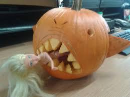 Bruce The Shark Pumpkin Stencil by Pumpkin Carving Ideas For Halloween 2014 Most Awesome Pumpkin