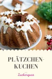 rezept für plätzchenkuchen