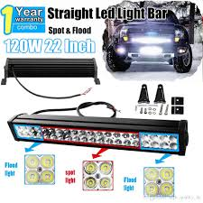 120W 24 Inch LED Work Light Bar Flood Spot Combo Beam Roof Fog ... China Dual Row 6000k 36w Cheap Led Light Bars For Jeep Truck Offroad Led Strips For A Carled Strip Arduinoled 5d 4d 480w Bar 45 Inch Off Road Driving Fog Lamp Lighting Police Dash Lights Deck And Curved Your Vehicle Buy Lund 271204 35 Black Bull With 52 400w High Power Boat Cheap Light Bars Trucks 28 Images Best 25 Led Amazoncom 7 Rail Spot Flood 4x4 6 40w Mini Work Single Trucks 4wd Testing Vs Expensive Pods Youtube