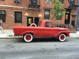 NYC Hoopties - Whips Rides Buckets Junkers And Clunkers: The Rarest ... Volkswagen Floats Unibody Truck Concept Midsize Trucks Dont Need Frames Rboy Features Episode 3 Rynobuilts 1961 Ford Unibody Pickup Httpimageassictruckscomf44007012clt02o1963ford Why The 2017 Ridgeline Is Not A Real Truck But Thats Ok 1961fordf100unibodyhreequarterjpg 151000 F100 The Amazo Effect 1963 Hole In One Goodguys 2016 Lmc Of Year Is A Coyoteswap F100 Will Your Next Pickup Have 1962 F 100 Wiki Modest Ford Classic
