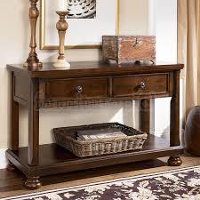 beautiful design ashley furniture console table perfect decoration