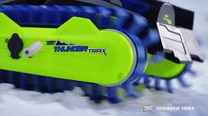 air hogs thunder trax rc vehicle walmart com