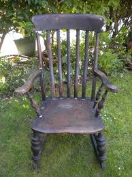 Old Heavy Oak Rocking Chair Needs Tlc And Reglueing But It Is Wonderful Oak Rocking Chairs For Sale Celestetabora Shopping For The New York Times Solid Childs Rocking Chair In Cross Hills West Yorkshire Gumtree Amazoncom Fniture Of America Betty Chair Antique Plans Woodarchivist Folding 500lbs Camping Rocker Porch Outdoor Seat Wainscot Seating Beachcrest Home Ermera Reviews Wayfair X Rockers Murphys Panel Back Bent Wood Idaho Auction Barn Patio Depot