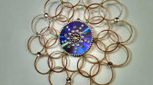 Creative Ideas For Best Out Of Waste Wall Hanging Awesome Made Bangles