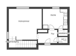 einzigartige maisonettewohnung bei naherholungsgebiet