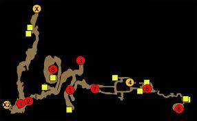 dungeon siege 3 map dungeon siege iii guide walkthrough d
