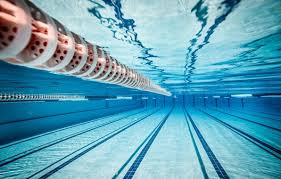 Photo Wallpaper Sport Underwater Water Lines Reflection Swimming Miscellanea