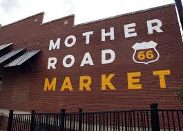 21 Restaurants And Retailers Inside The Mother Road Market. It ...