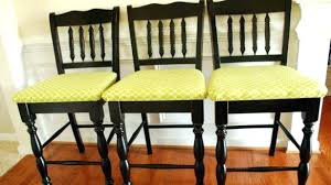 Chair Padding Foam For Dining Room Seats Incredible Design Ideas Reupholster Seat Cost Back Pad Kitchen Island With Stools