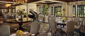 Fairview Dining Room At Washington Duke Inn Golf Club