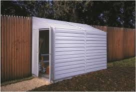 Arrow Shed Door Assembly by Yardsaver Outdoor Shed 4 X 10 Ys410