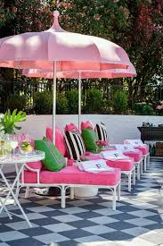 100 Palm Beach Outdoor Lounge Chair Contemporary Patio Chicago Tobi Fairleys Backyard Design In Pink And Green Decor