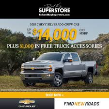 100 Truck Accessories Chevrolet RichardKaySuperstore On Twitter Has A Chevy Silverado Been