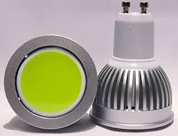 gu10 led bulb 5w spotlight wide beam angle 50w equivalent 330