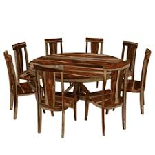 Bedford Handcrafted X Pedestal Round Dining Table With