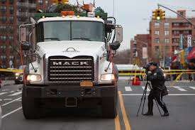 100 Truck Driver Jokes Boy Fatally Struck By NYC Sanitation Truck In Queens