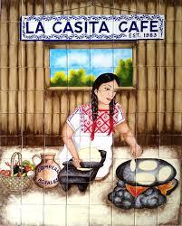 mexican tile lomeli ceramic tile murals tile murals for