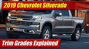 2019 Chevrolet Silverado: Trim Grades Explained - YouTube 2019 Chevy Silverado Trim Levels All The Details You Need Why Are People So Against The 1000 Ford F450 Super Duty Limited 8898 Silverado Sierra Truck Chrome Fender Flare Wheel Molding Trim Truck Accsories Spruce Grove Home Trimline Design Of Parkland Mhattan Ks Murdock 2018 Toyota Tundra F150 Which Level Is Best For Me Fseries Price Tag Nears 100k Chevrolet Grades Explained Youtube Ram 1500 Should Choose Photos And Info News Car Driver Chevy Debuts In New Trail Boss Hero Auto Group