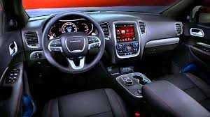2015 Dodge Durango Captains Chairs by 2015 Model Dodge Durango New Youtube