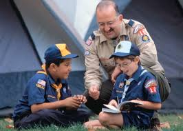 Cub Scout Committee Chair Patch Placement by Pack Committee Challenge Part 5 Unit Leadership Enhancements